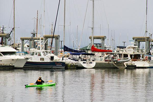 Amalga Harbor